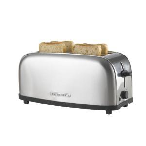 Manhattan Steel Toaster 4, OBH Nordica