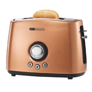 Gravity toaster, Copper. OBH Nordica