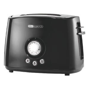 Gravity toaster, black. OBH Nordica